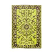 ACHLA Duotone Floor Mat; Aubergine