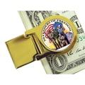 American Coin Treasure Goldtone Quarter; Freedom New York Statehood
