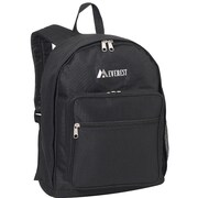 Everest Classic Backpack; Black