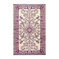 ACHLA Tracery Mat; Violet