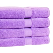 Calcot Ltd. Growers Bath Towel (Set of 4); Lilac