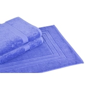 Calcot Ltd. All American Cotton Line 3 Piece Towel Set; Morning Glory