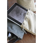 Amy Butler Parson Gray Munition Pouches (Set of 3); Sand