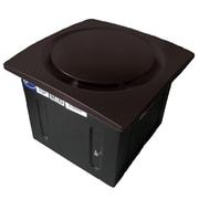 Aero Pure Super Quiet 110 CFM Bathroom Ventilation Fan; Oil Rubbed Bronze