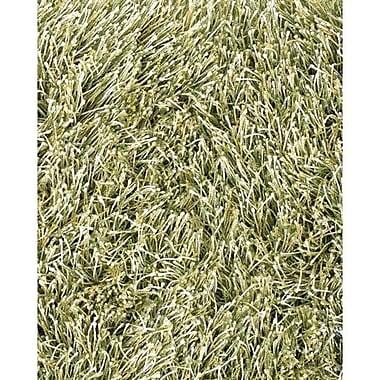 Chandra Tingiri Green Area Rug; 7'9'' x 10'6''
