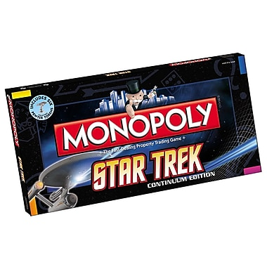 USAopoly Star Trek Continuum Monopoly