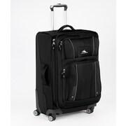 High Sierra Endeavor 28'' Spinner Suitcase; Black / Grey