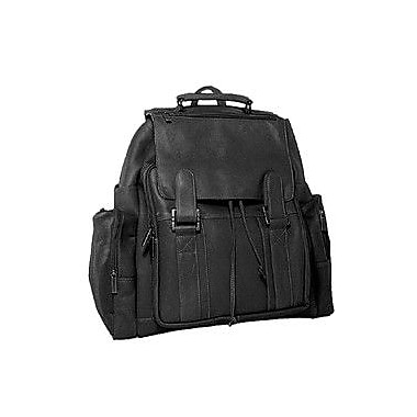 David King Top Handle Extra Extra Large Backpack; Black