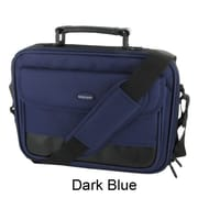 rooCASE Classic Series Carrying Bag; Dark Blue