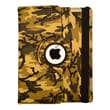 Bargain Tablet Parts Camouflage Rotating Case; Green