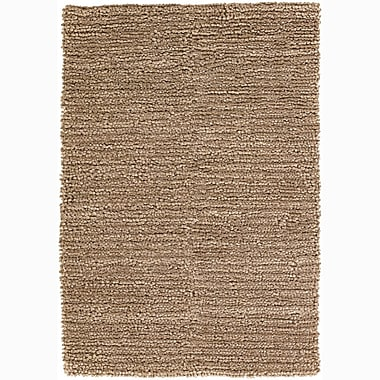 Chandra Exotic Brown Area Rug; 7'9'' x 10'6''