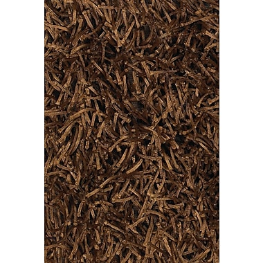 Chandra Zara Brown Area Rug; 7'9'' x 10'6''