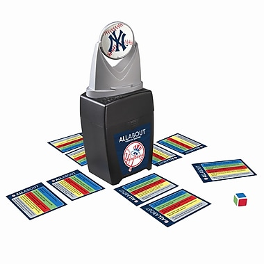 Fundex Games MLB All About Baseball Trivia Game; New York Yankees