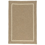 Colonial Mills Shear Natural Muslin Area Rug; 3' x 5'