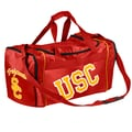 Forever Collectibles NCAA 11'' Travel Duffel; University of Southern California Trojans - USC
