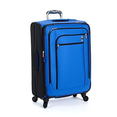 Delsey Helium Sky 25'' Spinner Suitcase; Blue