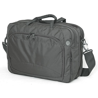 Netpack Laptop Briefcase; Black
