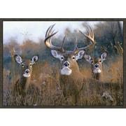 Custom Printed Rugs Buck Stops Here Doormat