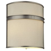 Philips Forecast Lighting I Beam 2 Light Wall Sconce; Gun Metal