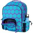 Wildkin Big Dots Macropak Backpack; Aqua
