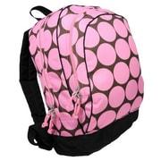 Wildkin Big Dots Backpack; Pink