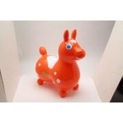 Gymnic Rody Horse in Orange
