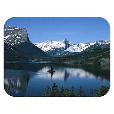 McGowan Tuftop Mountain Lake Cutting Board; Medium (12''x16'')