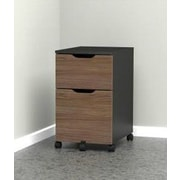 Nexera Next 2-Drawer Mobile File Cabinet