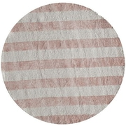Momeni Lil' Mo Classic Pink / Ivory Area Rug; 3' x 5'