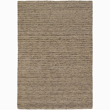Chandra Juniper Light Brown Outdoor Area Rug; 5' x 7'6''