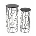 Privilege Plant Stands (Set of 2)