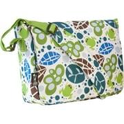 Wildkin Lily Frogs Kickstart Messenger Bag