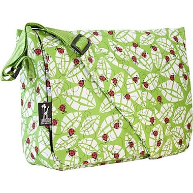 Wildkin Lady Bugs Kickstart Messenger Bag