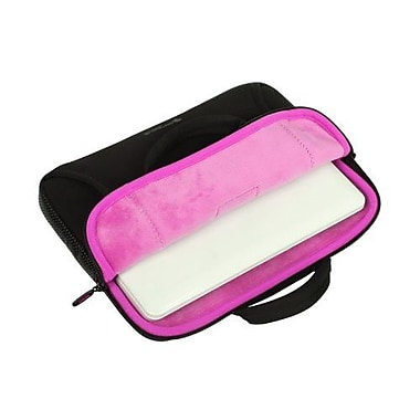 GGI International Reversible Sleeve Case for Laptop and Netbook; Pink