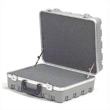CH Ellis Grey FoamFilled Case 17.25'' x 14.25'' x 9.5-11.25''; 05-6113