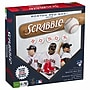 Fundex Games MLB Scrabble Board Game; Boston Red