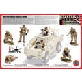 Airfix 1:48 British Forces Vehicle Crew Plastic