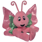 Curtain Critters Plush Butterfly Curtain Tieback