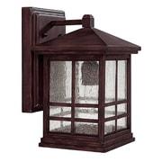 Capital Lighting Preston 1 Light Outdoor Wall Lantern