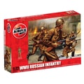 Airfix 1:72 WWII Russian Infantry Plastic Figures