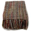 BedfordCottage Hanover Woven Acrylic Throw; Brown