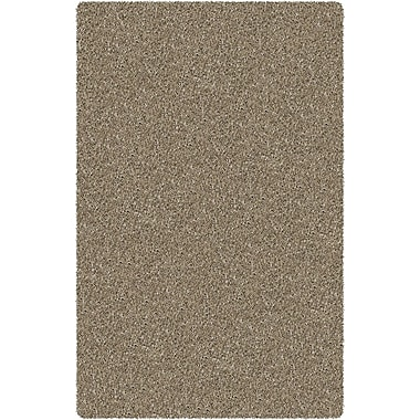 Chandra Zara Dark Copper Area Rug; 7'9'' x 10'6''