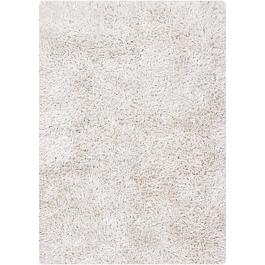 Chandra Tiris White Area Rug; 7'9'' x 10'6''