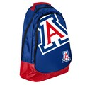 Forever Collectibles Core Structured Backpack; University of Arizona Wildcats