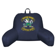 Sports Coverage NCAA Notre Dame Bed Rest Pillow