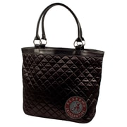 Little Earth NCAA Sport Noir Quilted Tote Bag; Penn State Nittany Lions