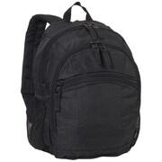 Everest Kids Deluxe Backpack; Black