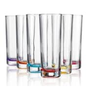 Home Essentials and Beyond 3.5 oz. Bottom Vodka Shot Glass (Set of 6)