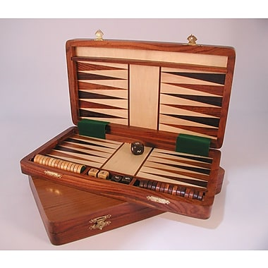 Chopra Wood Magnetic Backgammon Board Game