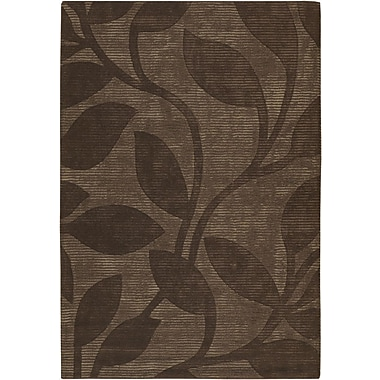 Chandra Pernille Brown Area Rug; 2' x 3'